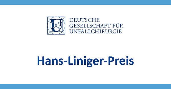 Logo Hans-Liniger-Preis der DGU