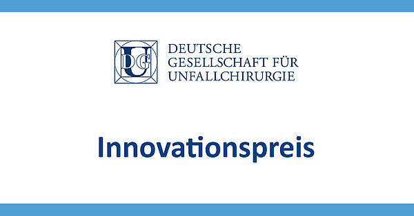 Logo des Innovationspreis der DGU